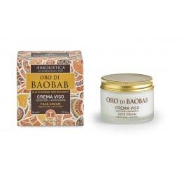 Erboristica Oro di Baobab pleťový krém regenerační 50 ml