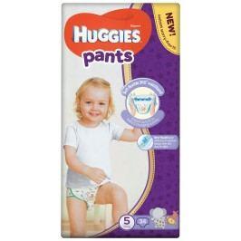 HUGGIES Pants Jumbo 5 plenkové kalhotky 12-17 kg 34 ks