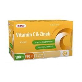 Dr.Max Vitamín C + Zinek 90 tablet