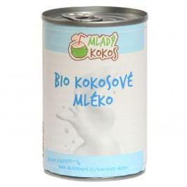 Mladý kokos BIO kokosové mléko 400ml
