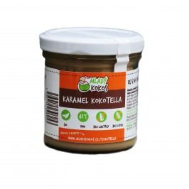 Mladý kokos BIO RAW kokotella karamel 150g