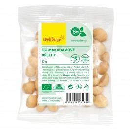 Wolfberry Makadamové ořechy BIO 50 g
