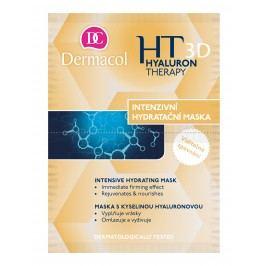 Dermacol Hyaluron Therapy 3D remodelační intenzivní hydratační maska 2x8 g