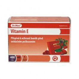 Dr.Max Vitamin E 400 I.U. 60 tobolek