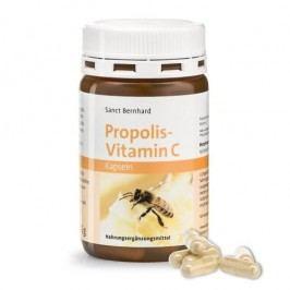 Sanct Bernhard Propolis - Vitamin C cps.90