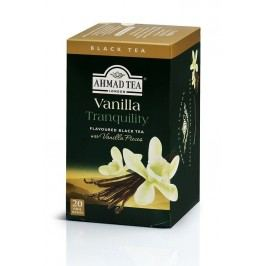 Ahmad Tea Black tea Vanilla porcovaný čaj 20 x 2 g