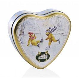 Ahmad Tea Heart Strawberry Cream Ice Teddy Bears sypaný čaj 60 g