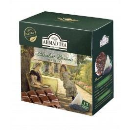 Ahmad Tea Pyramids Chocolate Brownie porcovaný čaj 15 x 1,8 g