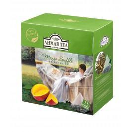 Ahmad Tea Pyramids Mango Souffle porcovaný čaj 15 x 1,8 g