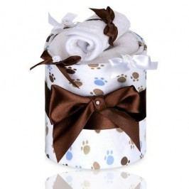 T-Tomi Plenkový dort LUX malé bílé tlapky