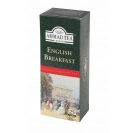 Ahmad Tea English Breakfast porcovaný čaj 25x2 g