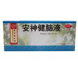 Anshen Jiannao Ye doplněk stravy安神健脑液 100ml