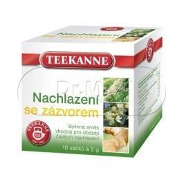 Teekanne Nachlazení se zázvorem bylinný čaj porcovaný 10x2 g