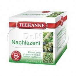 Teekanne Nachlazení bylinný čaj porcovaný 10x2 g