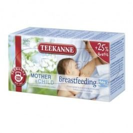Teekanne Mother&Child Breastfeeding Tea čaj porcovaný 20x1,8 g