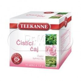 Teekanne Čistící čaj nálevové sáčky 10x1,6 g