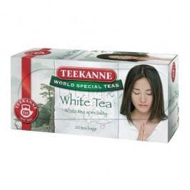Teekanne White tea čaj porcovaný 20x1,25 g