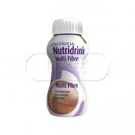 Nutridrink Multi Fibre čokoláda 200 ml