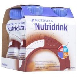 Nutridrink čokoláda 4x200 ml
