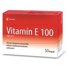 Noventis Vitamin E 100 mg 50 kapslí