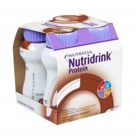 Nutridrink Protein čokoláda 4x200 ml