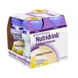 Nutridrink Compact Protein vanilka 4x125 ml