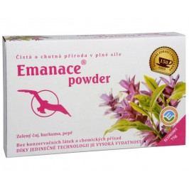 Emanace powder s kurkumou a pepřem sypaný čaj 75 g
