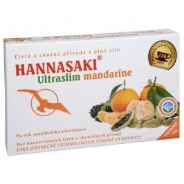 Hannasaki Ultraslim Mandarine sypaný čaj 75 g