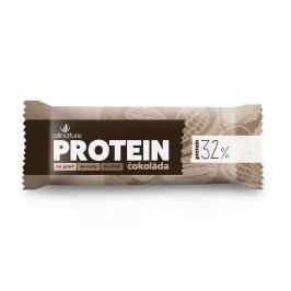 Allnature Proteinová tyčinka 32% čokoláda 35 g