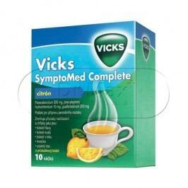 Vicks SymptoMed Complete citron 10 sáčků