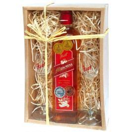 Kitl Medovina 500ml + 2 skleničky dárkové balení