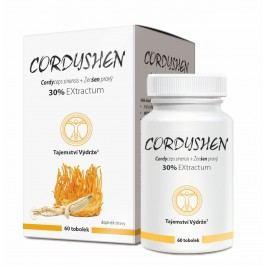 CORDYSHEN cordyceps + ženšen 60 tobolek