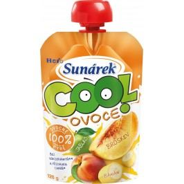 Sunárek Cool ovoce Broskev jablko banán kapsička 120 g