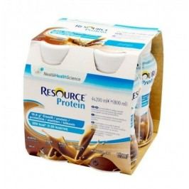 RESOURCE® Protein kávový 4x200 ml