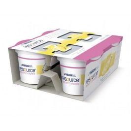 RESOURCE® Dessert Complete vanilkový 4x125 ml