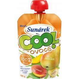 Sunárek Cool ovoce Hruška mango banán kapsička 120 g