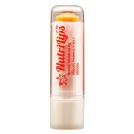 Nutricius NutriLips balzám na rty s panthenolem jahoda 4,8 g