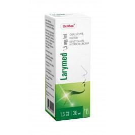Dr. Max Larymed 1,5 mg/ml orální sprej 30 ml
