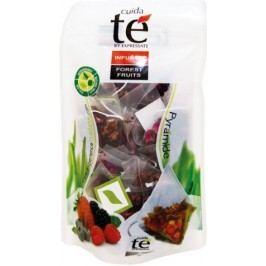 Cuida Te Lesní plody s moruší a růží porcovaný čaj 10x3,5 g