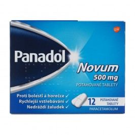Panadol Novum 500 mg 12 tablet