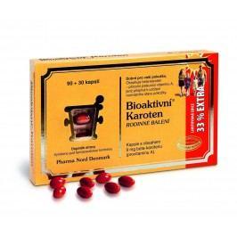 Bioaktivní Karoten rodinné balení 90+30 kapslí