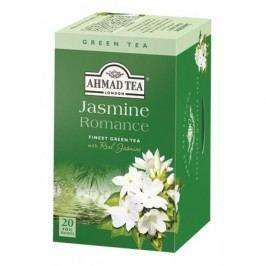 Ahmad Tea Green Jasmine Tea porcovaný čaj 20 x 2 g