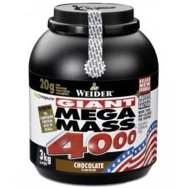 WEIDER Giant Mega Mass 4000 chocolate 3000 g