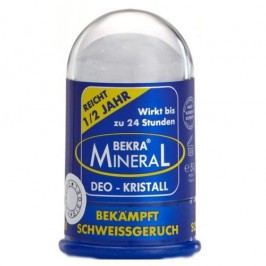 BEKRA Minerální deodorant  tuhý krystal 50 g