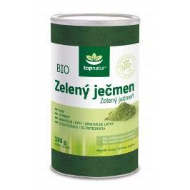 Topnatur BIO Zelený ječmen 120 g