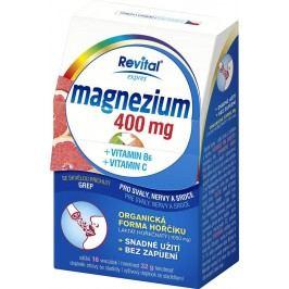 Revital Magnezium 400 mg + vit.B6 + vit.C 16 sáčků