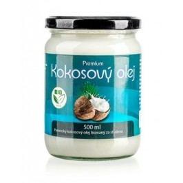 Allnature Kokosový olej panenský BIO 500 ml