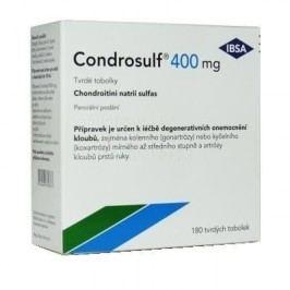 Condrosulf 400 cps.180x400mg