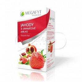 Megafyt Jahody a granátové jablko ovocný čaj porcovaný 20x2 g