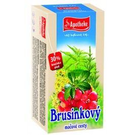 Apotheke Brusinkový čaj nálevové sáčky 20x1,5 g
